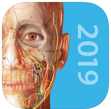 Atlas der Humananatomie 2019 für 1,09€ im AppStore (iOS)