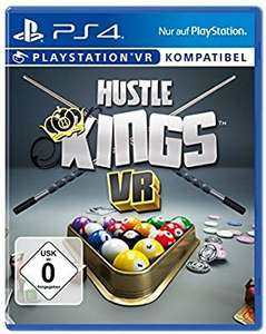 Hustle Kings VR (PS4) (Amazon Prime)