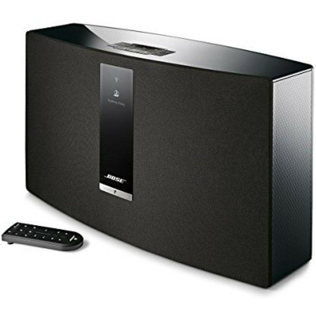 [Amazon] Bose SoundTouch 30 Series III kabelloses Music System (Geeignet für Alexa) Schwarz