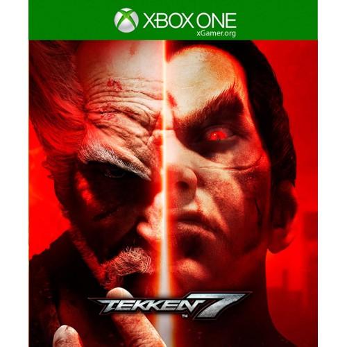 Tekken 7 (Xbox One) vom 02. bis 05. August kostenlos zocken (Xbox Store Live Gold)