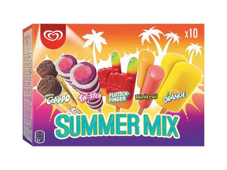 [LIDL] Langnese Summer Mix