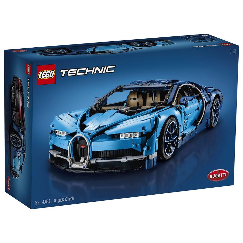 Lego Bugatti 42083