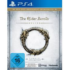 The Elder Scrolls Online: Tamriel Unlimited (PS4) Versandkostenfrei  für 9€