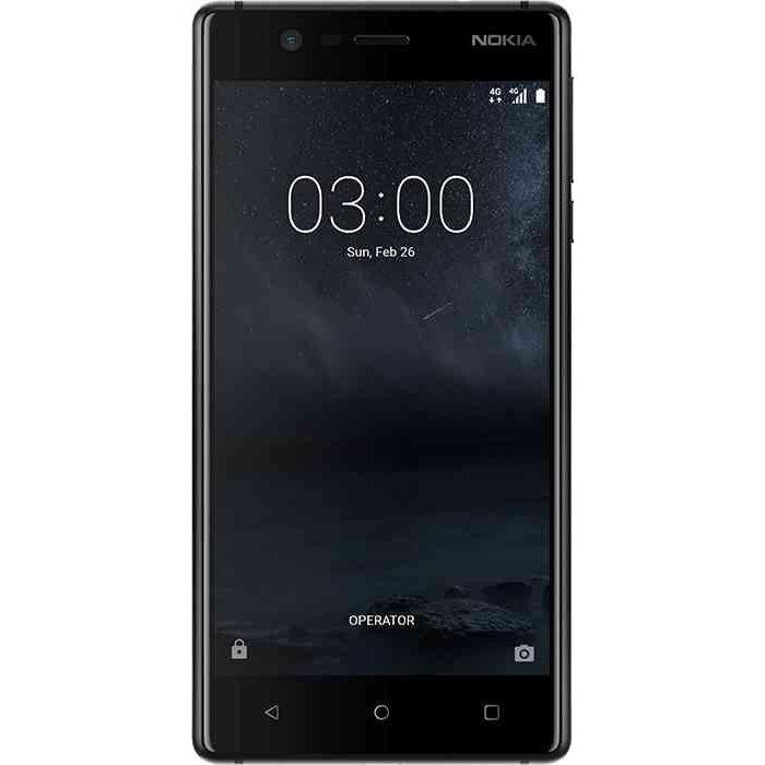 """Nokia 3: 5"""" HD Display, 2GB RAM, 16GB Speicher, Dual Sim,Android 8.1 für 89€ [cyberport.de]"""