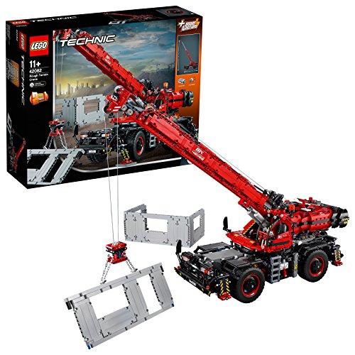 Lego Technic Kranwagen 42082 (amazon.de)