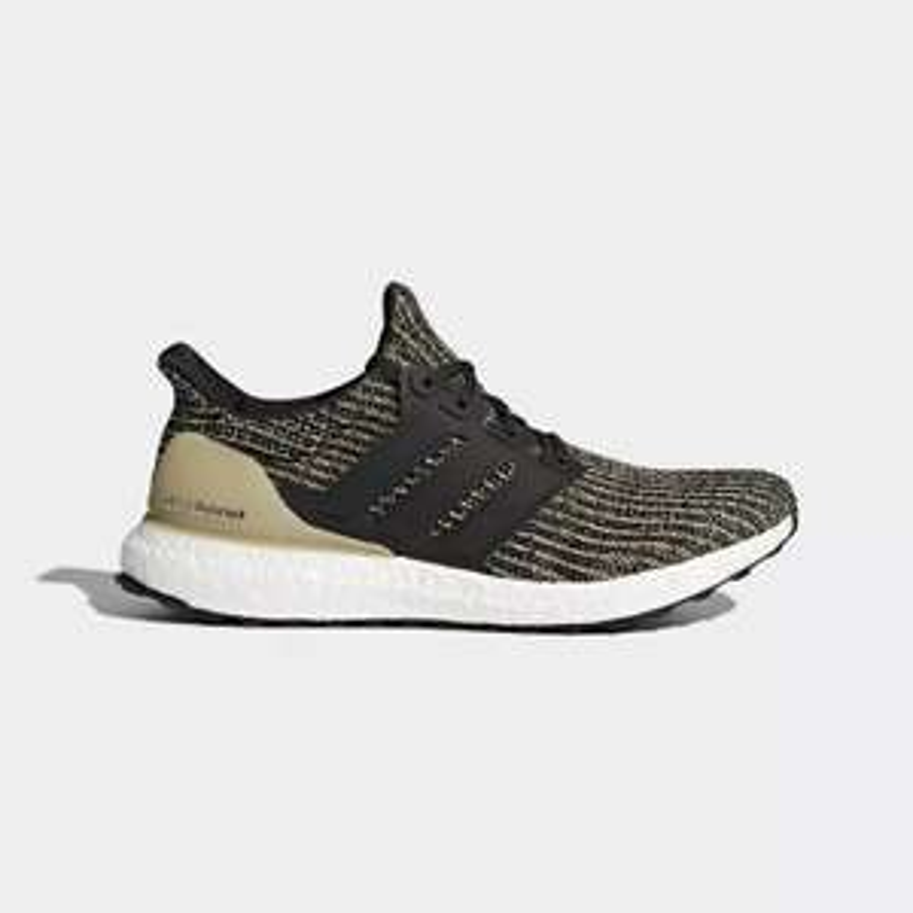 Adidas Ultra Boost core black/raw gold