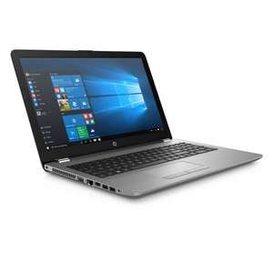 [cyberport@eBay Plus]  HP 250 G6 silber - 15,6 Full HD Notebook (i3-6006U, 8GB RAM, 256GB SSD, Windows 10)