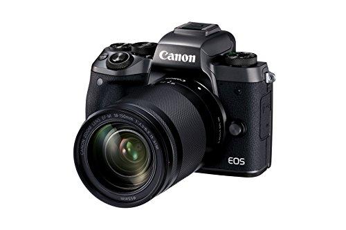 [amazon.es] CANON EOS M5 Kit mit EF-M 18-150mm 1:3.5-6.3 IS STM