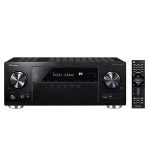 [cyberport@eBay] Pioneer VSX-932 7.2 AV-Receiver (130 Watt/Kanal, 4x HDMI 2.0 In, 1x HDMI 2.0 Out, AirPlay, Dolby Atmos / Vision, DTS:X, DTS Play-Fi, HDR10, MCACC, 4K-Upscaling, Chromecast) in schwarz