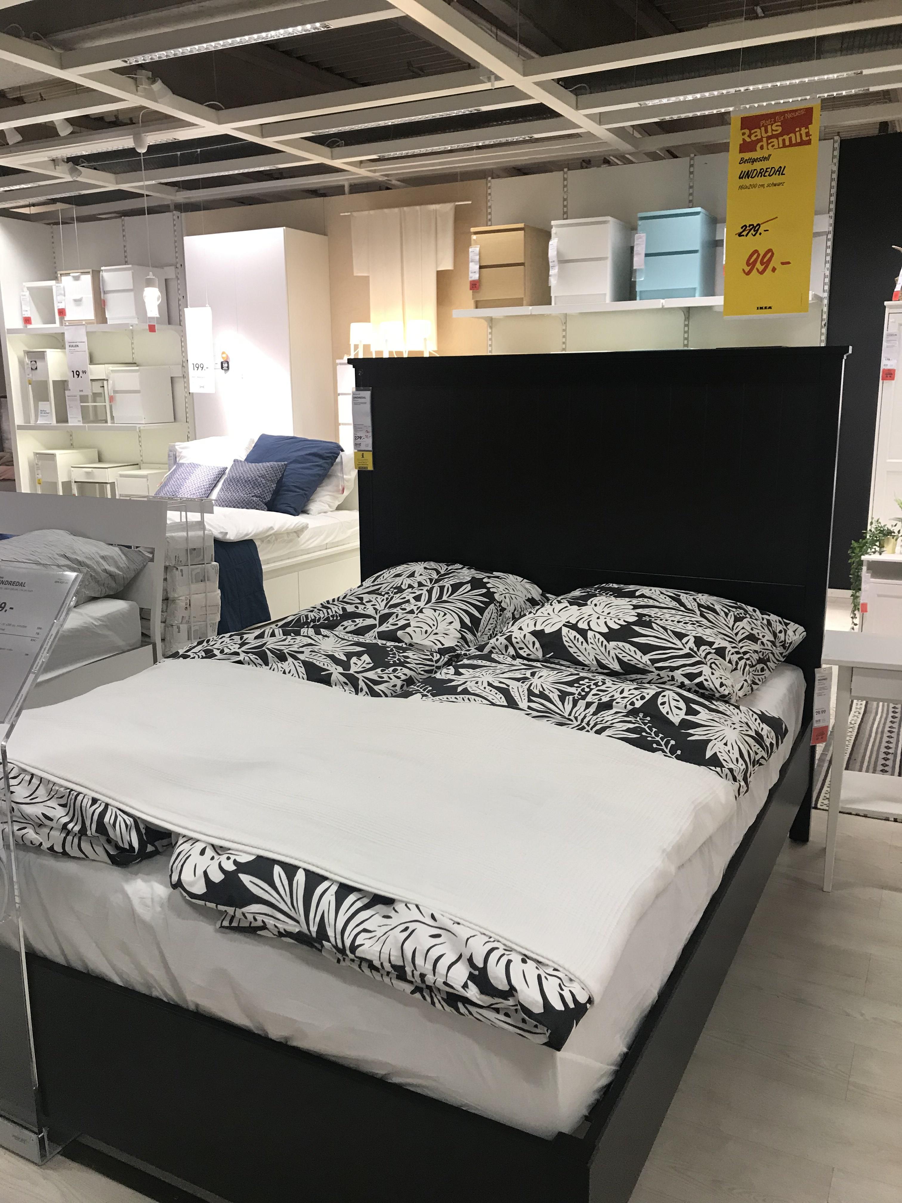 [Lokal Ikea Lichtenberg / Berlin] Undredal Bett 160 x 200 für 99€