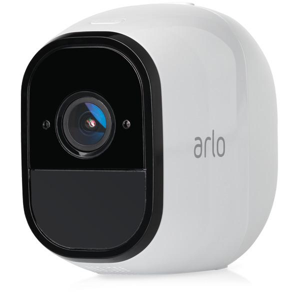 Netgear Arlo Pro Überwachungskamera (Zusatzkamera, 720p, Nachtsicht)