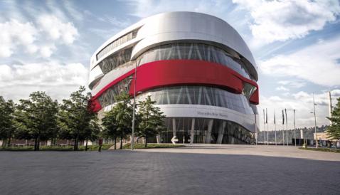 VfB + MB Museum | Kostenfreier Eintritt im Mercedes-Benz Museum Stuttgart am 5. August | Lokal