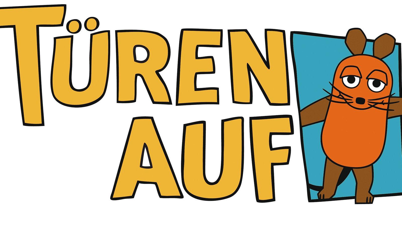 WDR Maus: Großer Türöffner-Tag am 03. Oktober 2018
