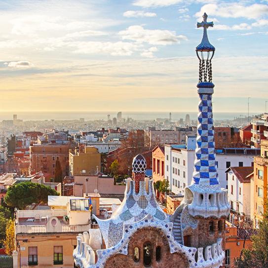 Flüge: Barcelona [August] - Last-Minute Direktflüge - Hin- und Rückflug mit Lufthansa von Frankfurt nach Barcelona ab nur 86€inkl. Gepäck & Zug zum Flug Ticket