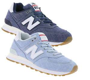 "New Balance Sneaker ML574 im ""Jeans Design"""