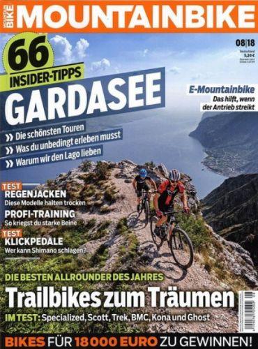 Mountainbike 1 Jahr (12 Ausgaben) für 67,20 € - 6 € Rabatt mit 35 € Verrechnungsscheck, oder 30 € BestChoice-Universalgutschein