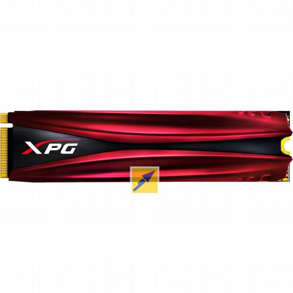 SSD ADATA XPG GAMMIX S11 M.2 NVME 480GB PCIe Gen3x4 für 104€ (Masterpassaktion, idealo-Bestpreis 126,06)
