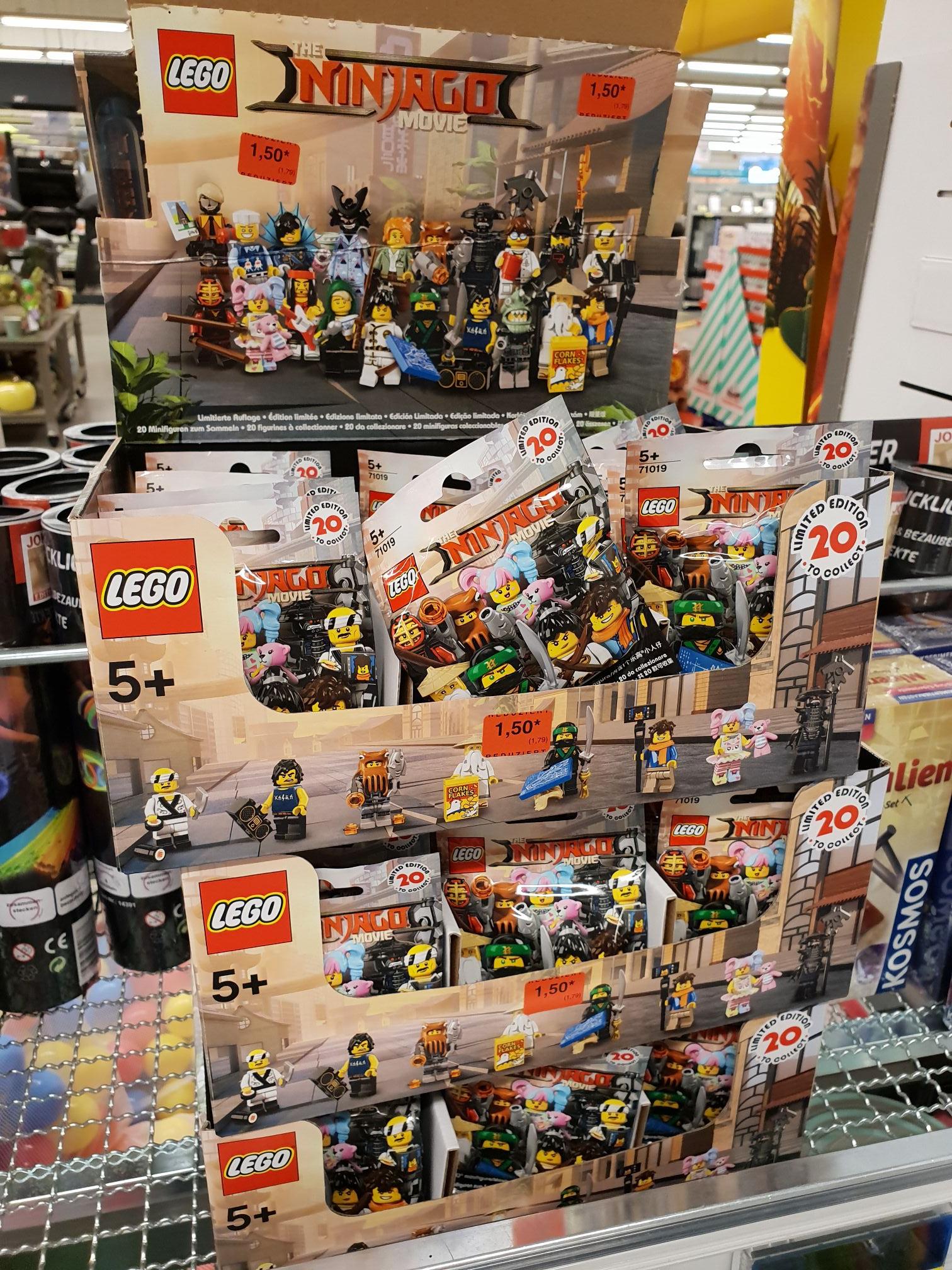 [Lokal] Metro Berlin Friedrichshain Lego Ninjago Movie Minifigur Figur Film
