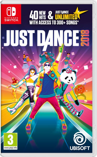 [ShopTo.net] Just Dance 2018 (Switch, PS4, Xbox One) Bestpreis! [[& ältere Konsolen]]
