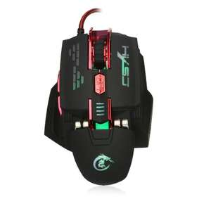 HXSJ X200 USB Wired - programmierbare Gaming Mouse