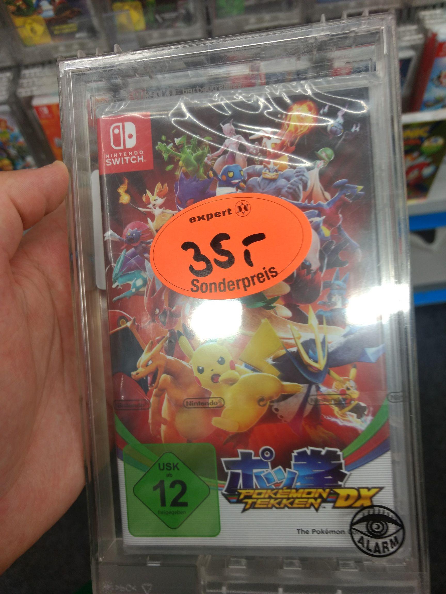 Pokémon Tekken DX für 35€ (Switch) & SteepWinter Games Edition (Xbox One) für 10€ (Lokal Expert Ibbenbüren)