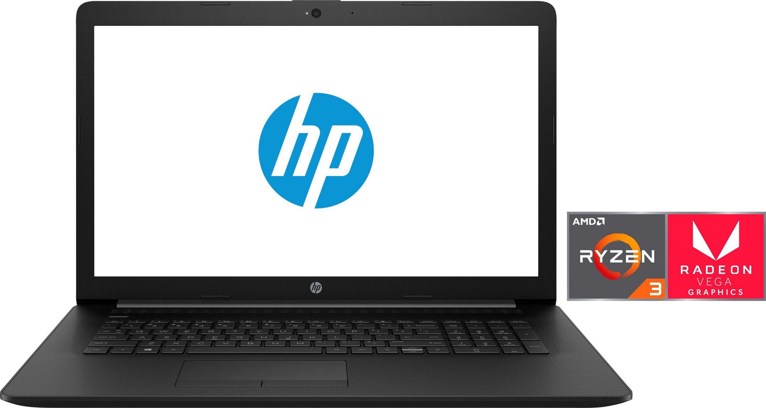 HP 17-ca0203ng Notebook 17,3 Zoll Mit dem Ryzen 2200