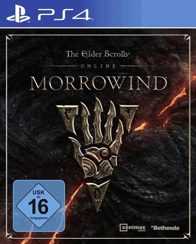 The Elder Scrolls Online: Morrowind (PS4) für 10€ versandkostenfrei (Media Markt)