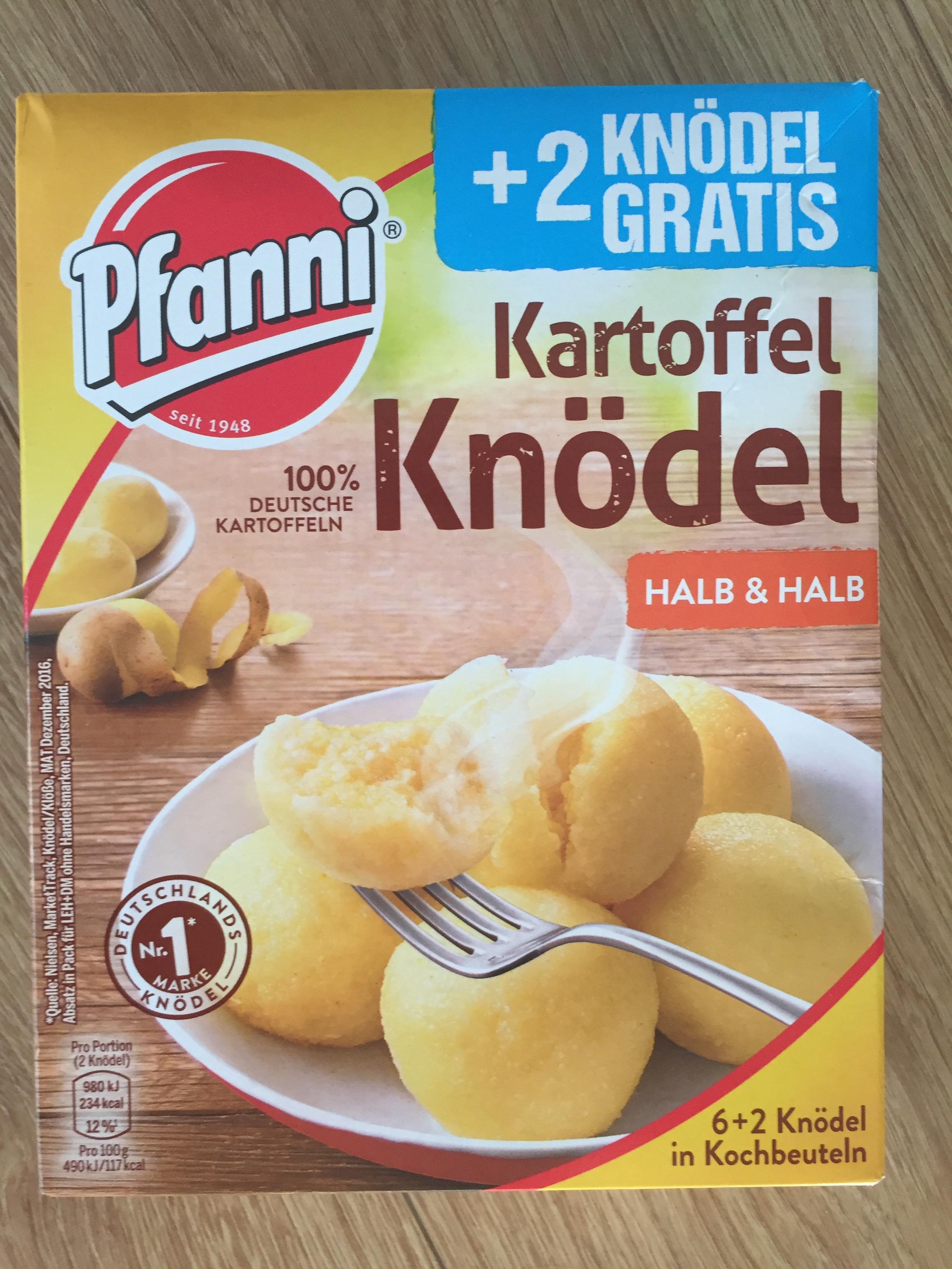 Pfanni Kartoffel- Knödel - Lidl(Lokal Würzburg)