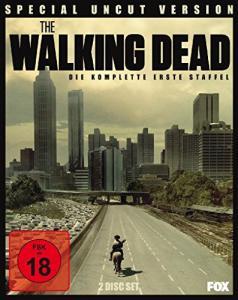 The Walking Dead Die komplette erste Staffel Uncut Limited Special Edition (Blu-ray) für 13€ versandkostenfrei (Media Markt)