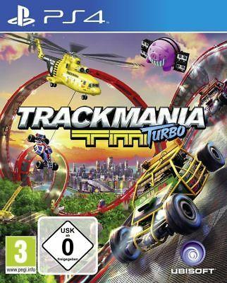 TrackMania Turbo(PS4)