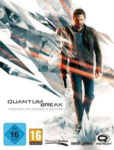 Quantum Break Timeless Collectors Edition (PC / Steam) - [Saturn / Ebay Shop]