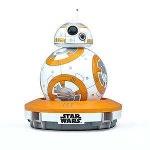 [Amazon] Sphero Star Wars Roboter App Gesteuerter BB-8 Droide