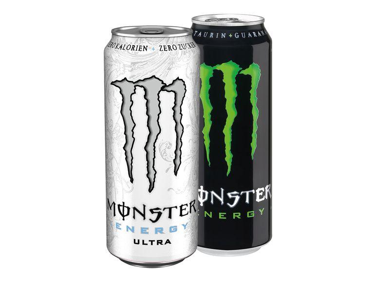 [Lidl] Monster Energy Drink 0,5l versch. Sorten - 99 Cent
