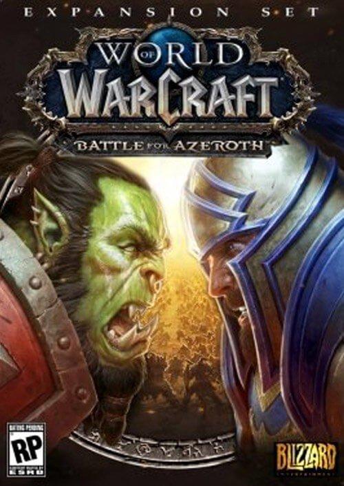 World of Warcraft Battle for Azeroth DLC (PC) für 29,90€ (CDkeys)