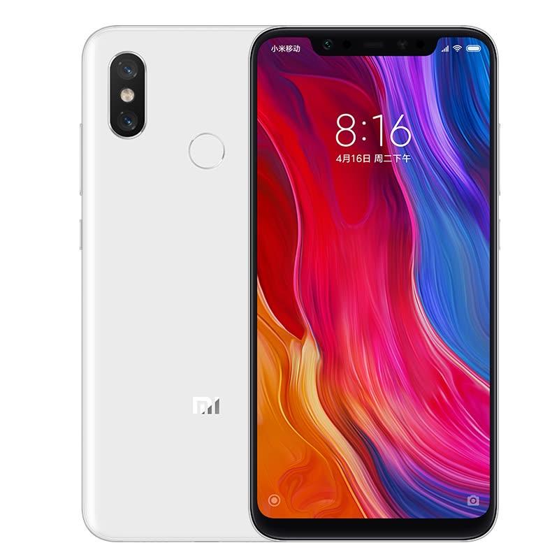 Xiaomi Mi 8  64GB mit 6GB RAM für 319.86 €  CN Version im Flash Deal