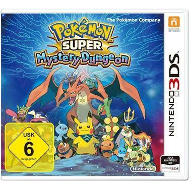 Pokémon: Super Mystery Dungeon (3DS)
