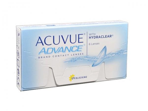 Preisfehler: Acuvue Advance -12 & Acuvue Advance for Astigmatism -9 DPT für 0,01€!