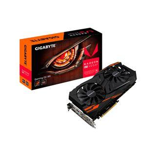 8GB Gigabyte Radeon RX Vega 64 Gaming OC Aktiv PCIe 3.0 x16