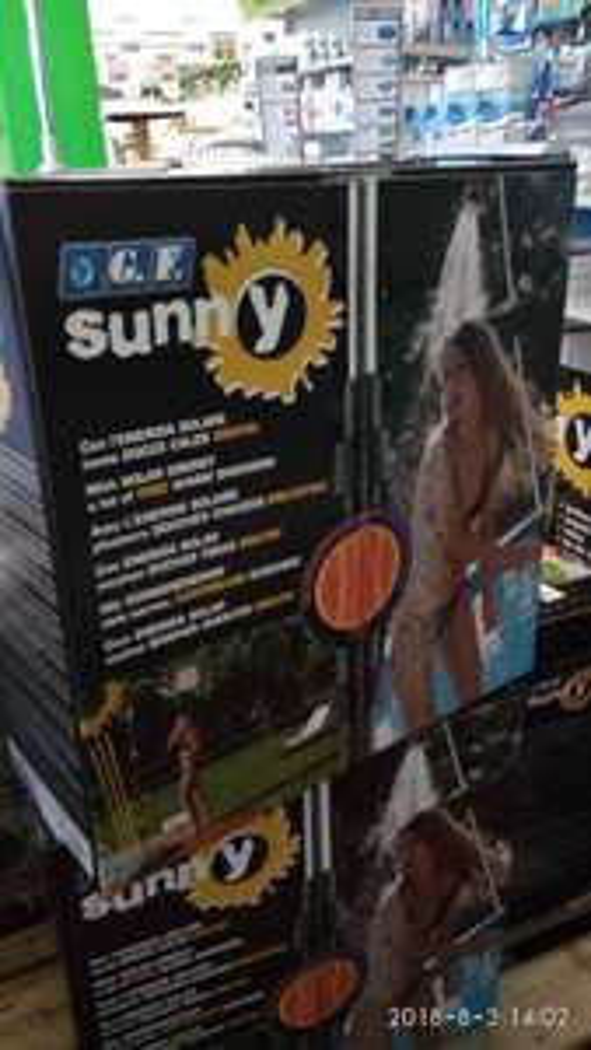 Sunny Solardusche Toom Baumarkt Hamm