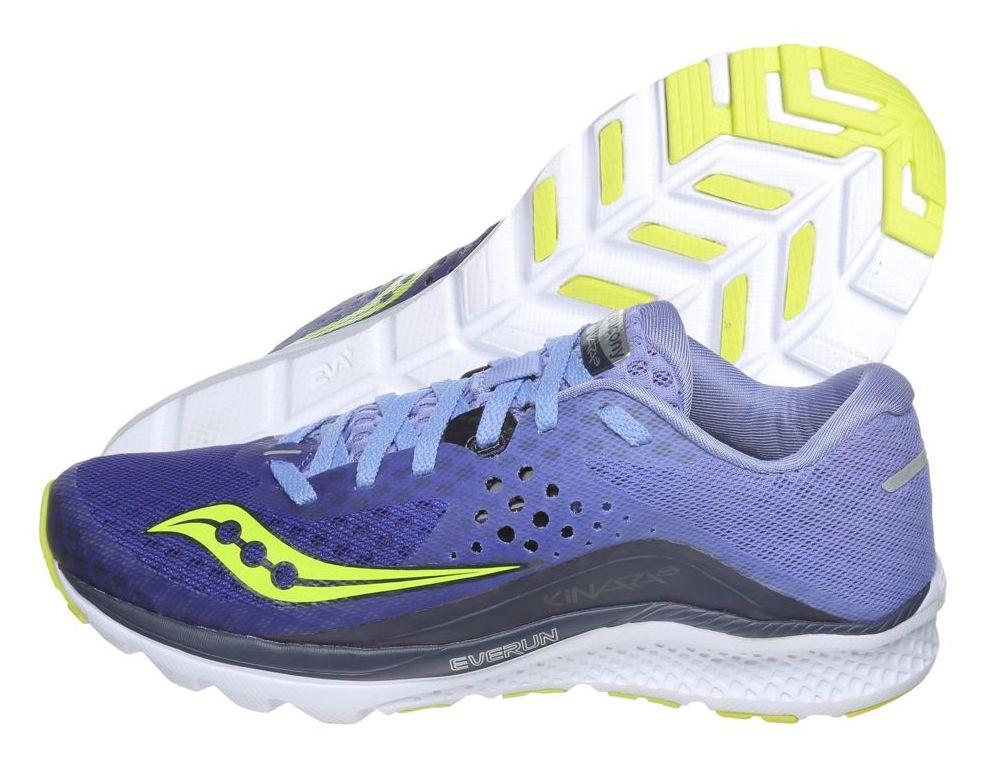 Saucony Kinvara 8 Laufschuh für Damen (Wettkampfschuh, Größen 37,5 bis 42)