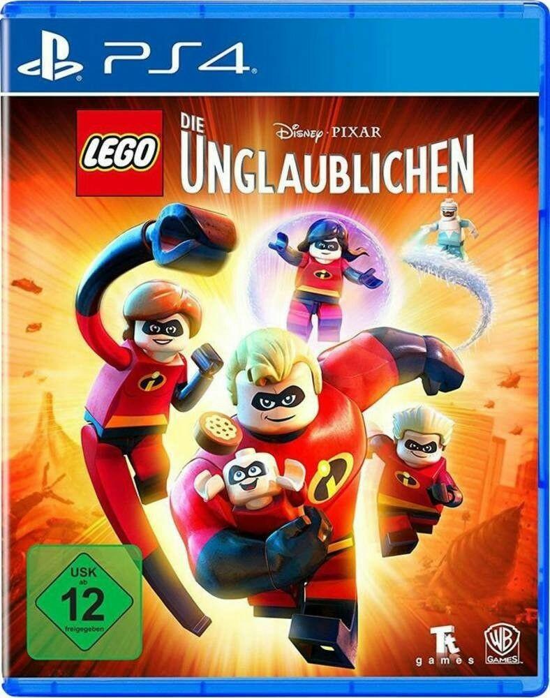 LEGO Die Unglaublichen (PS4) für 23.35€ (Amazon.it)