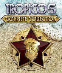 Tropico 5 Complete Collection (Steam) für 4,35€ (Fanatical)