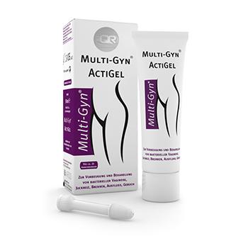 kostenloses Produktmuster von Multi-Gyn ActiGel bestellen