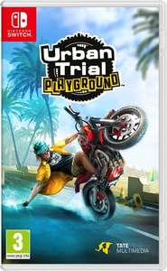 Urban Trial Playground (Switch) für 16,69€ (ShopTo)