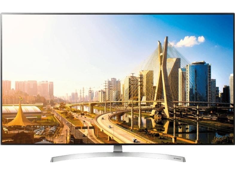 LG 55SK8500LLA LED TV (Flat, 55 Zoll, UHD 4K, SMART TV, webOS) für 1111€ [Mediamarkt]