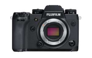 [amazon.fr] Fujifilm X-H1 Systemkamera Body