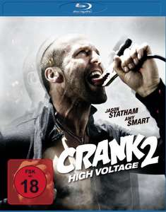 Crank 2 - High Voltage (Blu-ray) für 5,99€ (Amazon)