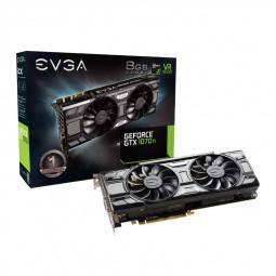 EVGA GeForce GTX 1070 Ti SC Gaming ACX 3.0 Black Edition, 8196 MB GDDR5