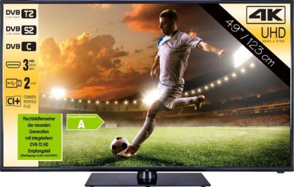 "[plus.de@eBay] JTC Nemesis 49"" UHD 4K TV (3840x2160, Triple Tuner mit DVB-T2)"