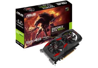 ASUS GeForce® GTX 1050 Ti Cerberus mit ADATA 120 GB SSD